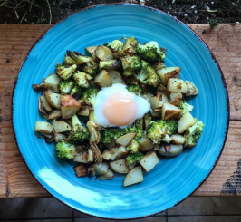 Veggie Hash cropped