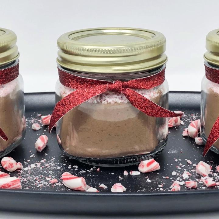 Peppermint Hot Cocoa Mix